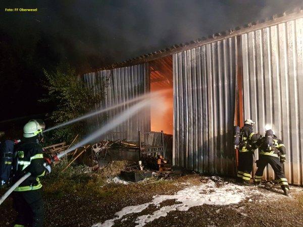 Brandeinsatz vom 30.08.2018  |  (C) FFw Sim (2018)