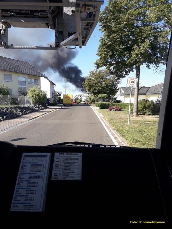 Brandeinsatz vom 02.09.2019  |  (C) FFw Sim (2019)