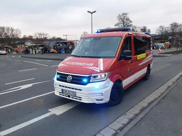 Verkehrsabsicherung vom 02.03.2019  |  (C) FFw Sim (2019)
