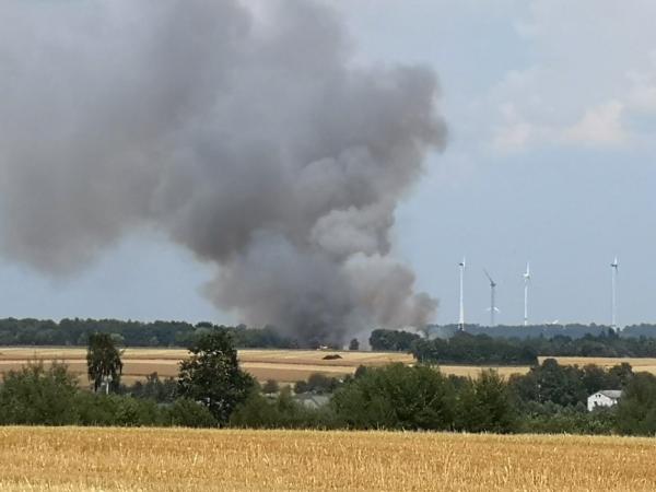 Brandeinsatz vom 26.07.2019     (C) FFw Sim (2019)