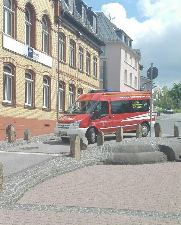 Verkehrsabsicherung vom 15.06.2017  |  (C) FFw Sim (2017)