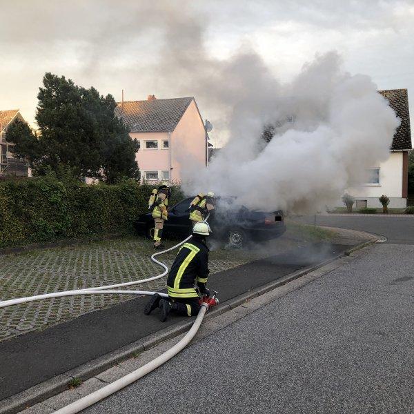 Brandeinsatz vom 21.09.2018  |  (C) FFw Sim (2018)