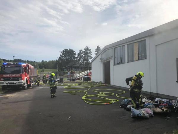 Brandeinsatz vom 19.06.2019  |  (C) FFw Sim (2019)
