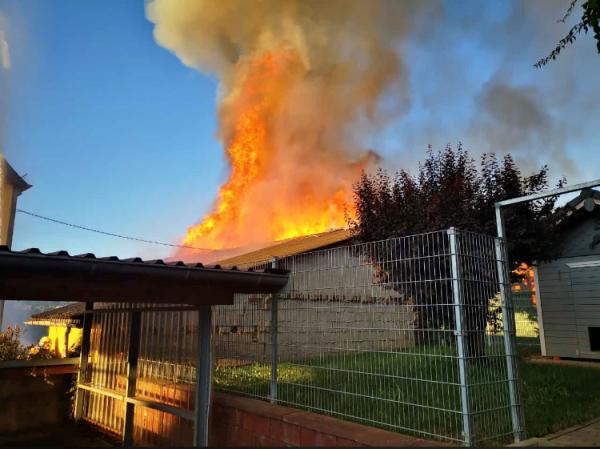 Brandeinsatz vom 30.06.2019  |  (C) FFw Sim (2019)